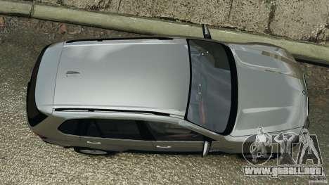 BMW X5 xDrive35d para GTA 4 visión correcta