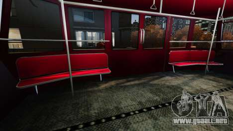 Asiento superior en ascensor para GTA 4