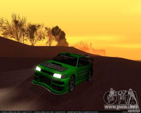 Nuevos vinilos en Sultan para GTA San Andreas
