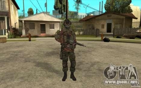 Bandera de las fuerzas especiales para GTA San Andreas