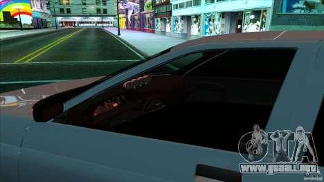 VAZ-2112 v0.1 para la visión correcta GTA San Andreas