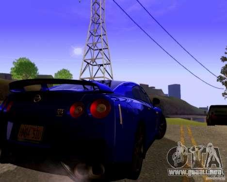 ENBSeries by DeEn WiN v2.1 SA-MP para GTA San Andreas quinta pantalla