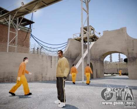 Prison Break Mod para GTA 4 segundos de pantalla