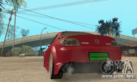 Encendido y apagado del motor y los faros para GTA San Andreas sexta pantalla