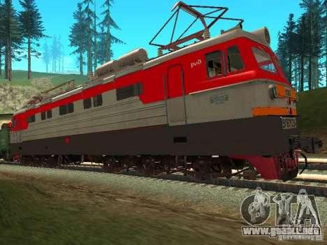 Vl60k 2364 RZD para GTA San Andreas left