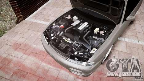 Nissan 200SX para GTA 4 vista interior