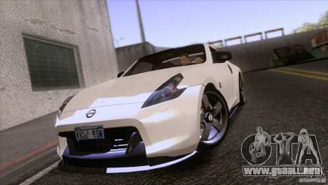 Shine Reflection ENBSeries v1.0.0 para GTA San Andreas segunda pantalla