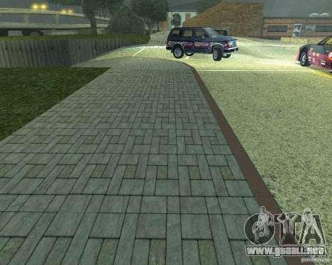 Nuevos caminos en San Fierro para GTA San Andreas tercera pantalla