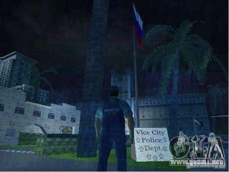 Nuevos patrones de la estación de policía para GTA Vice City tercera pantalla