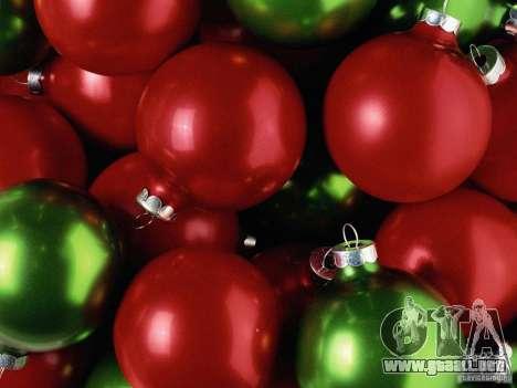 Imágenes Prediseñadas bota Navidad para GTA San Andreas segunda pantalla