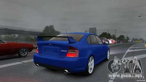 PhotoRealistic ENB V.2 para GTA 4 décima de pantalla