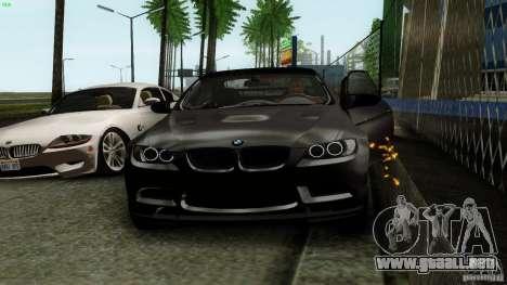 Overdose Effects v1.5 para GTA San Andreas tercera pantalla