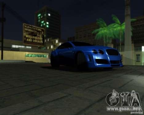 ENBSeries by LeRxaR v1.5 para GTA San Andreas quinta pantalla