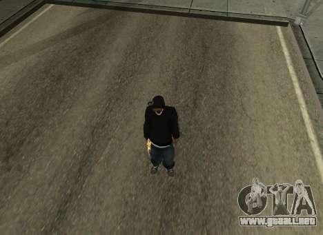Ice Cube para GTA San Andreas tercera pantalla