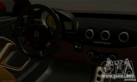 Ferrari F12 Berlinetta BETA para la visión correcta GTA San Andreas