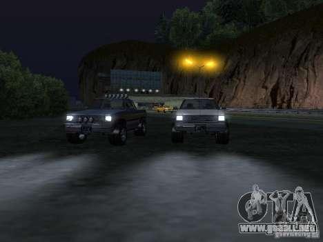 Ranchero de GTA 4 para visión interna GTA San Andreas