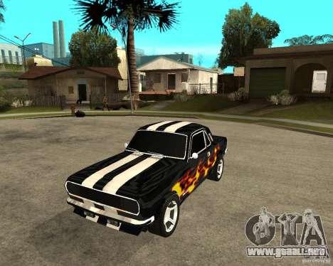 GAZ 2410 Camaro edición para GTA San Andreas