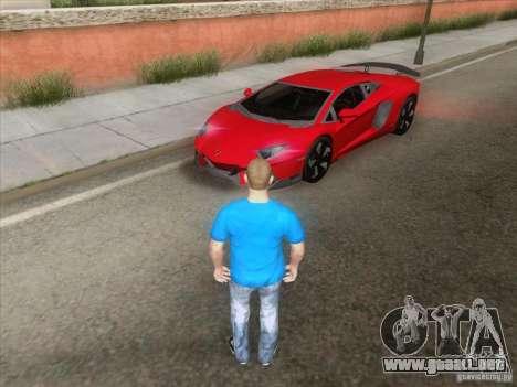 Alarme Mod v3.0 para GTA San Andreas quinta pantalla