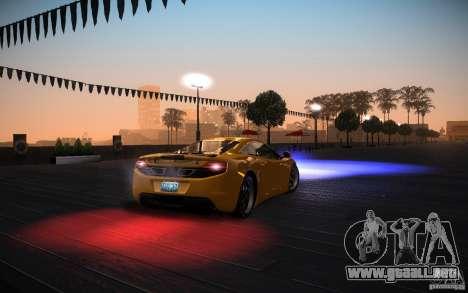 ENBSeries by Gasilovo v3 para GTA San Andreas segunda pantalla