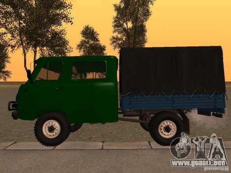 UAZ 39094 para GTA San Andreas left