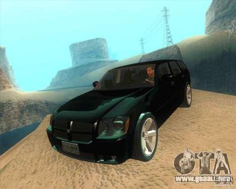 Dodge Magnum RT 2008 v.2.0 para GTA San Andreas