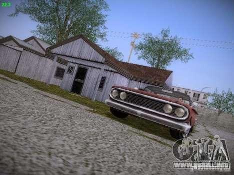 icenhancer 0.5.2 para GTA Vice City segunda pantalla