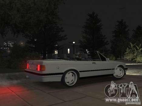 BMW 3-er E30 para GTA 4 vista interior