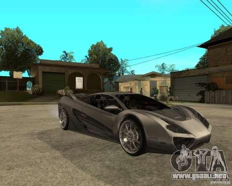 Nemixis para la visión correcta GTA San Andreas