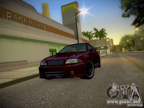IG ENBSeries for low PC para GTA San Andreas tercera pantalla
