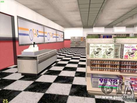Secret 24-7 para GTA San Andreas segunda pantalla