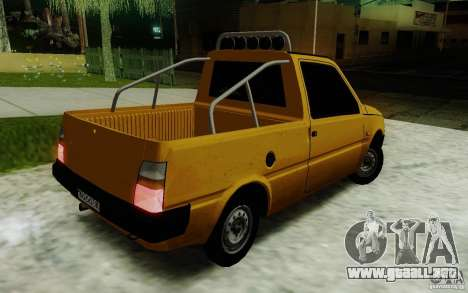 SEAZ Oka Pickup para GTA San Andreas left