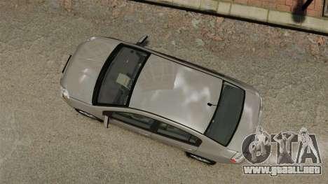 Nissan Sentra S 2008 para GTA 4 visión correcta