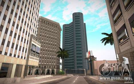 Rascacielos de HD para GTA San Andreas segunda pantalla