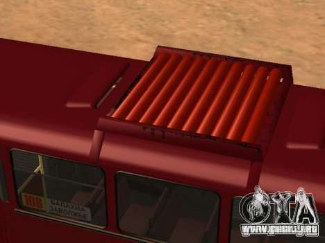 Scripts para Liaz 677 para GTA San Andreas tercera pantalla
