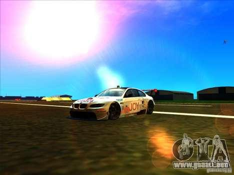 BMW M3 GT ALMS GT2 Series para GTA San Andreas