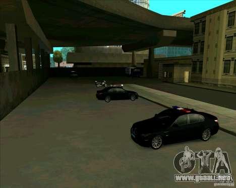 Priparkovanyj transporte v 3,0-Final para GTA San Andreas sexta pantalla
