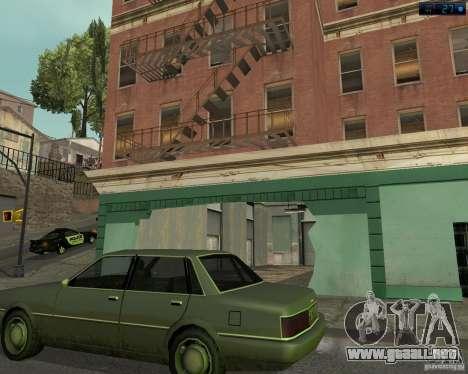 Interiores ocultos 3 para GTA San Andreas