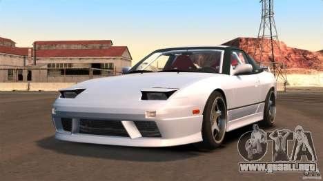 Nissan 240SX Drift para GTA 4