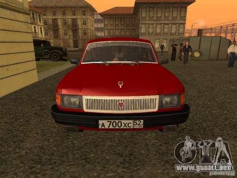Volga GAZ 31029 Sl para GTA San Andreas left