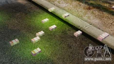 Indonesia dinero para GTA 4 tercera pantalla