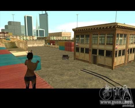 Great Theft Car V1.0 para GTA San Andreas quinta pantalla