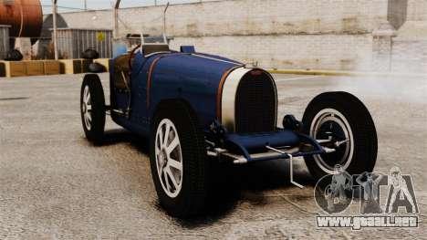 Bugatti Type 51 para GTA 4