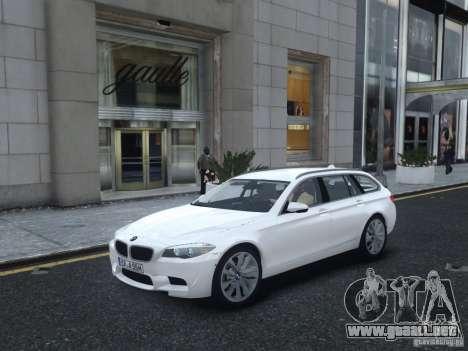BMW M5 F11 Touring V.2.0 para GTA 4