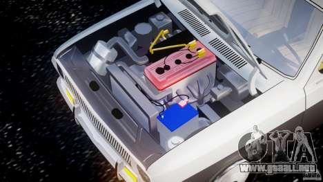 GAZ 24-12 1986-1994 Stock Edition v2.2 para GTA 4 visión correcta