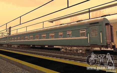 FERROCARRIL mod II para GTA San Andreas novena de pantalla