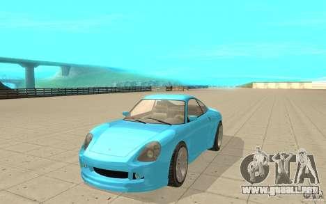 Cometa de GTA 4 para GTA San Andreas