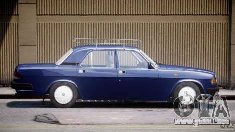 GAZ 3110 Volga para GTA 4 left