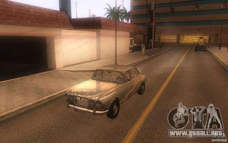 Jaguar XJ6 1972 para GTA San Andreas left
