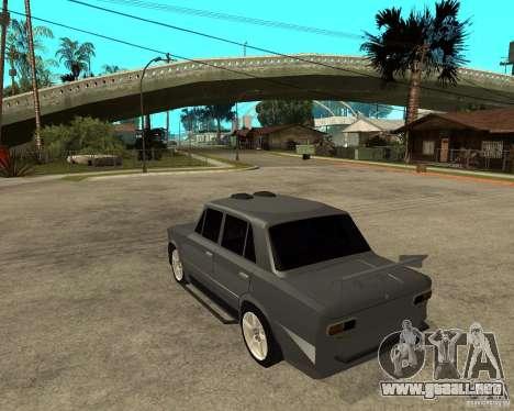 VAZ 2101 duro ajuste para GTA San Andreas left
