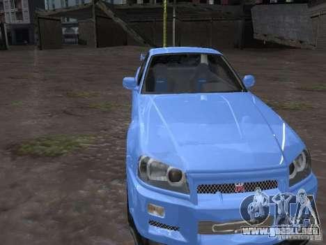 ENBSeries desde Rinzler para GTA San Andreas segunda pantalla